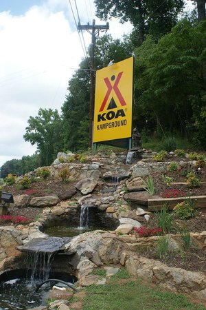 Travelers Rest / N Greenville KOA