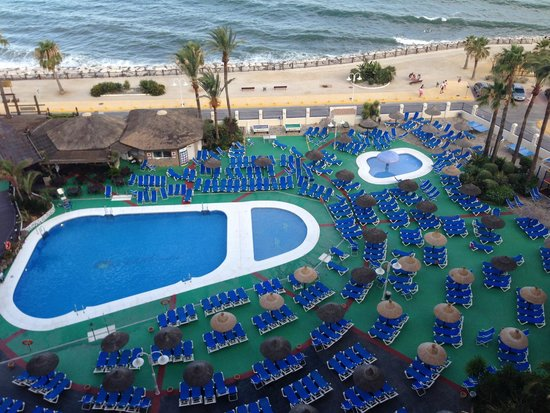Swimming pool picture of sunset beach club benalmadena Hotels in perpignan with swimming pool