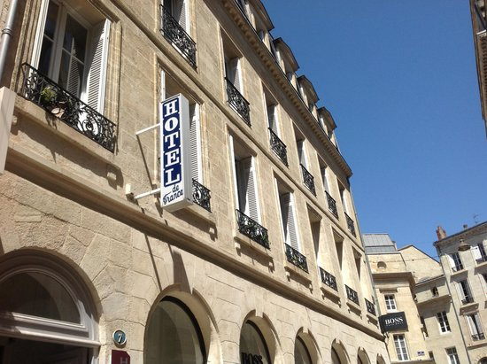Photo of Hotel de France Bordeaux