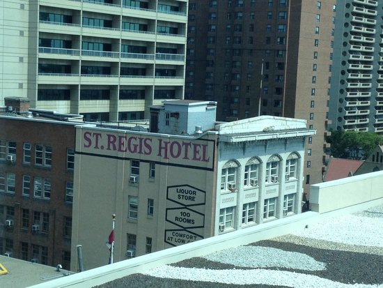 Photo of Regis Plaza Hotel Calgary