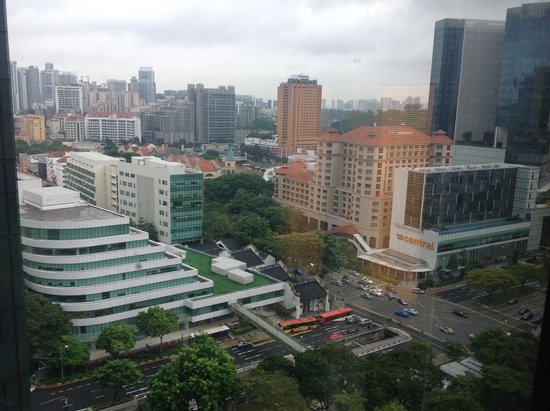 5th Floor Swimming Pool Picture Of Parkroyal On Pickering Singapore Tripadvisor
