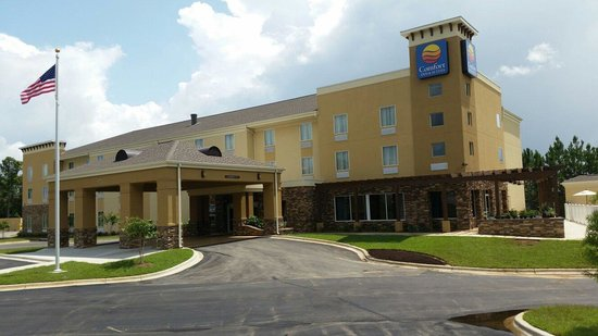Comfort Inn Amp Suites Dothan Al Hotel Reviews