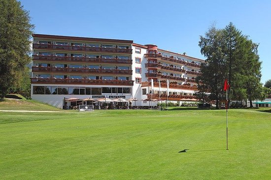 Photo of Grand Hotel du Golf & Palace Crans-Montana