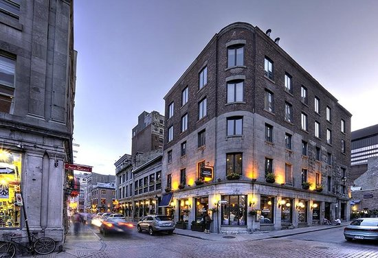 Last Minute Hotel Deals Montreal Downtown
