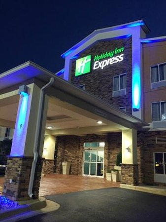 Holiday Inn Express Montgomery - East I-85