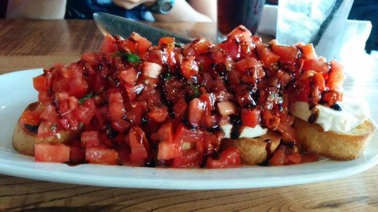 Best bruschetta ever picture of giordano 39 s chicago for 17 w 350 22nd street oakbrook terrace il 60181
