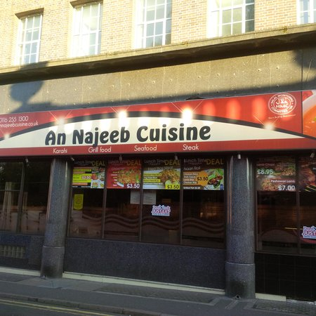 An najeeb cuisine picture of an najeeb leicester for An najeeb cuisine leicester