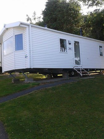 our caravan picture of quay west holiday park haven. Black Bedroom Furniture Sets. Home Design Ideas
