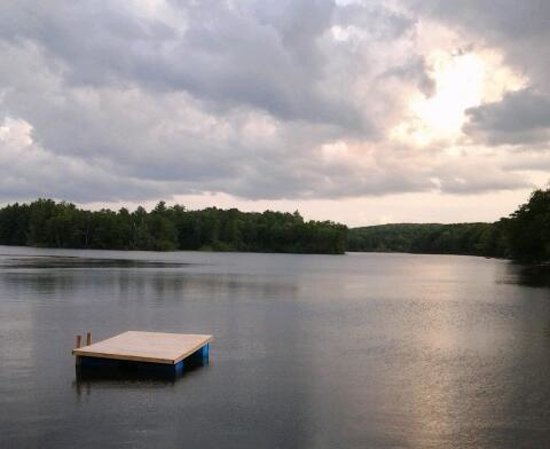Frederic, WI: The Campground, brings serene moments