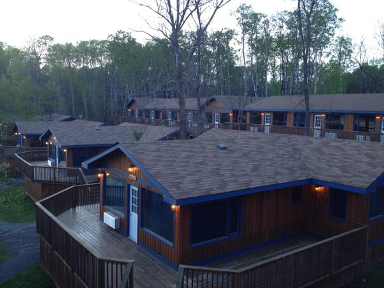 Wiley Point Wilderness Lodge
