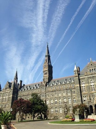Georgetown University Application Essay