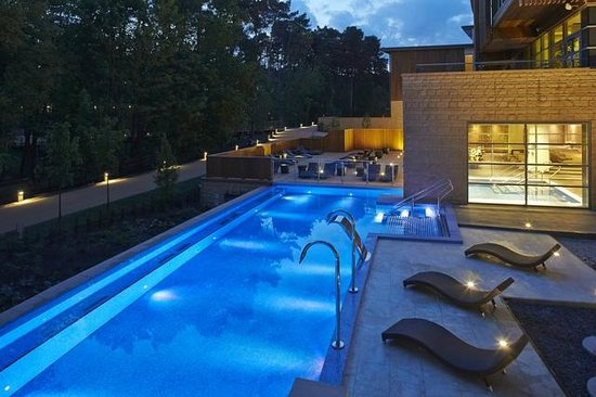 Aqua Sana Woburn Forest Millbrook England Address Phone Number Top Rated Spa Reviews
