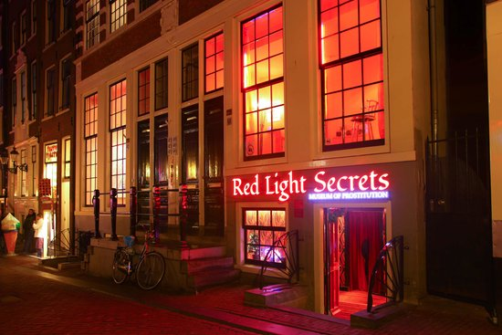 Red Light Secrets - Museum of Prostitution (Amsterdam, The Netherlands ...