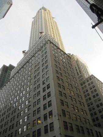 Exterior - Picture of Chrysler Building, New York City ...