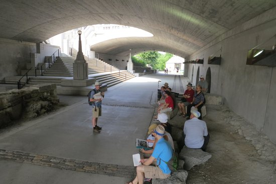 Peoples' History Walking Tours