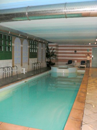 Indoor swimming pool picture of west point hotel - Hotels in verona with swimming pool ...