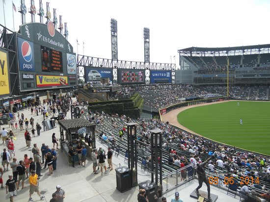 Cellular One Field us Cellular Field View From