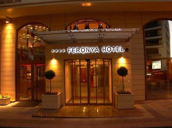 Photo of Feronya Hotel Istanbul