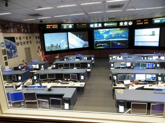 houston space station controls - photo #7