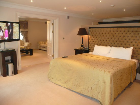 Muckross Park Hotel & Spa: This was my last room
