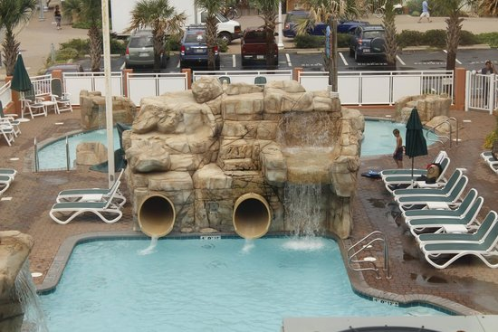 Dolphins Riding The Wave On The Rudee Rocket Boat Ride Foto Van Holiday Inn Amp Suites North