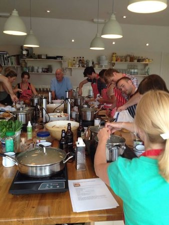 Chequers Kitchen Cookery School