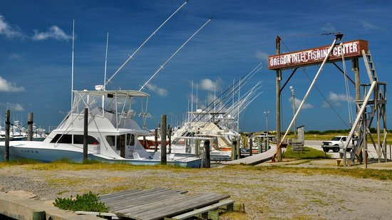 Oregon inlet fishing center picture of cape hatteras for Cape hatteras fishing report