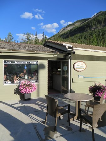 Fiddle Valley Cafe Miette Hot Springs