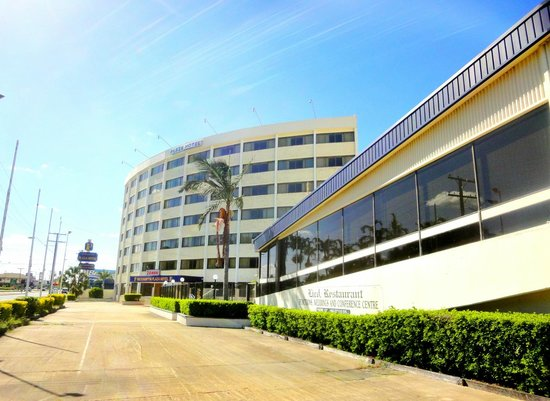 Rockhampton Plaza Hotel International