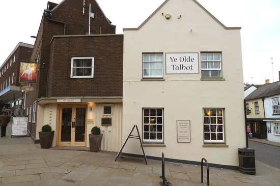 Photo of Ye Olde Talbot Worcester