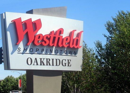 Westfield Oakridge Mall San Jose Ca