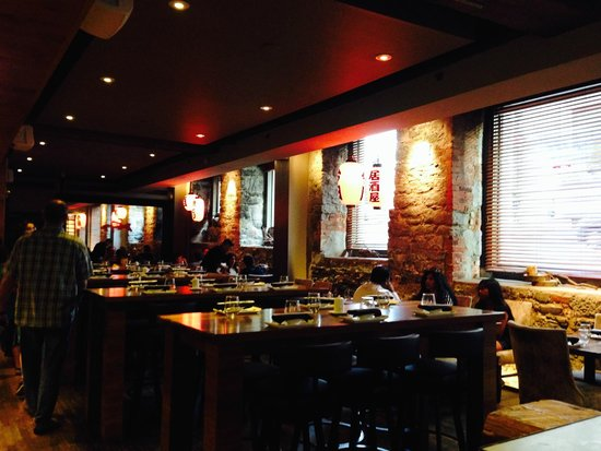 The kyo japanese saki and sushi restaurant picture of for Restaurant kyo