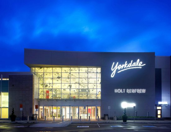 Hotels Near Yorkdale Shopping Mall