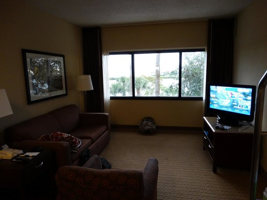 Doubletree Suites By Hilton Hotel Tampa Bay Room Map