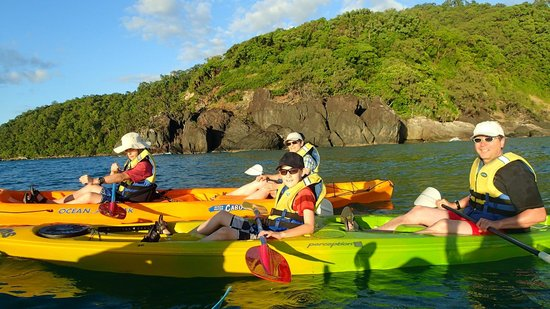 Tropical Sea Kayaks