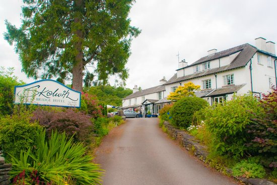 Skelwith Bridge Hotel
