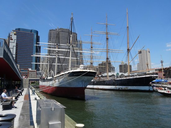 Pier 45 picture of new york city new york tripadvisor for Pier hotel new york