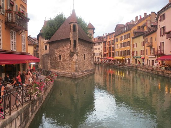 La Vieille Ville Annecy France Address Point Of