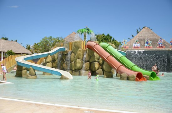 Grand Palladium Kantenah Resort Spa For Kids