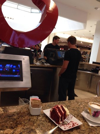 Bar on 4 at Neiman Marcus