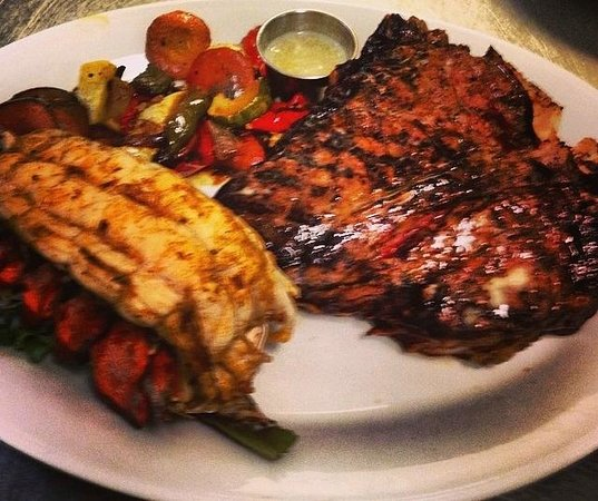 48 Oz Porter House Amp 22 Oz Lobster Tail Special