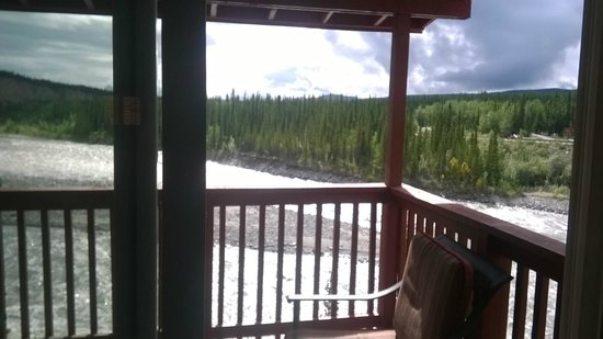 Cabins at Denali