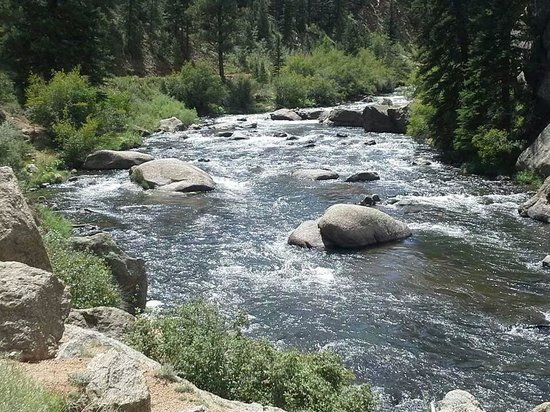 Lake george pictures traveler photos of lake george co for Eleven mile canyon fishing report