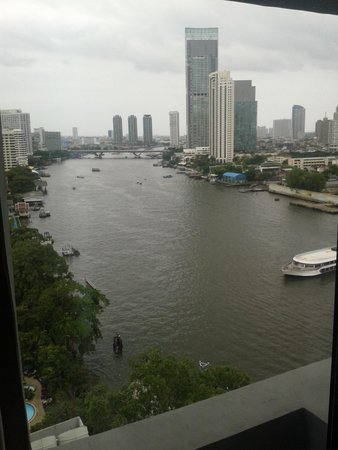 Royal Orchid Sheraton Hotel & Towers: view from room
