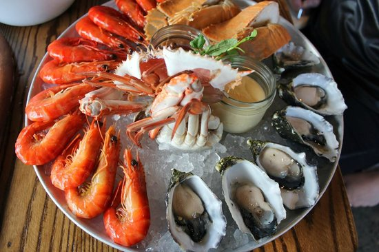 Best Seafood Buffet On The Coast Picture Of Seafood