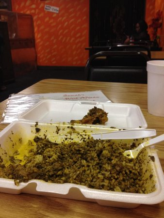 Sumah's West African Restaurant & Carryout