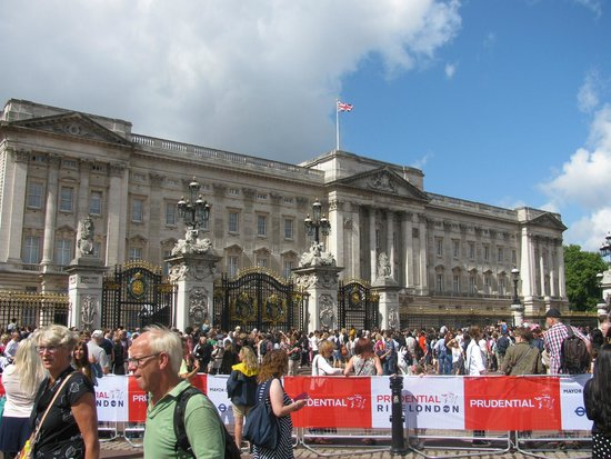 Buckingham Palace  Picture Of London Magical Private Tours London  TripAdv