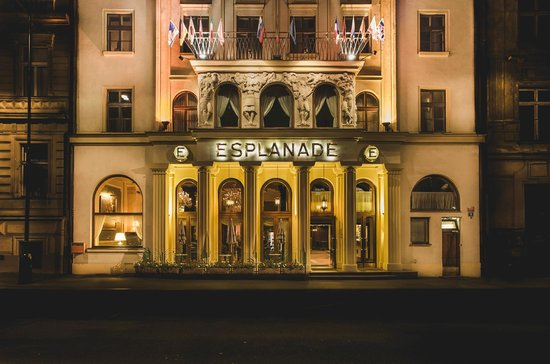 Photo of Hotel Esplanade Prague