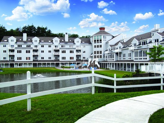Holiday Inn Club Vacations Ascutney Mountain Resort Photo