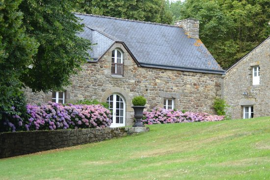 Pluduno, France: Another house